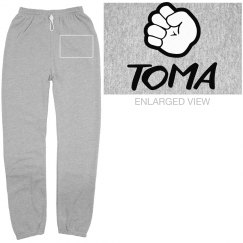 TOMA SWEATPANTS