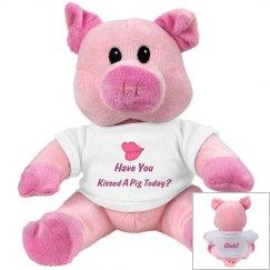 Pig Kisses Oink
