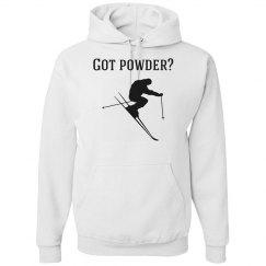 Got powder?