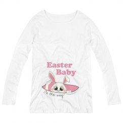 Easter Baby Maternity Longsleeve