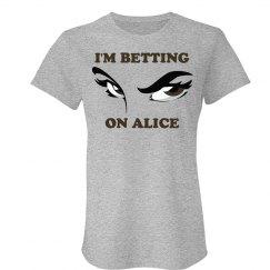 Betting on Alice