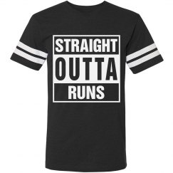 Straight outta runs