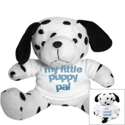 Puppy Pal Stuffed Animal