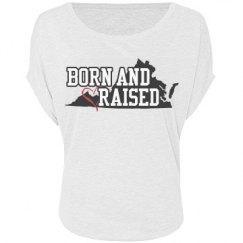 Born and Raised- VA