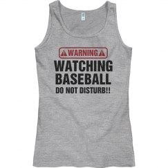 Watching Baseball