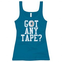 Got Any Color Guard Tape?