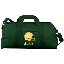 Alfie football bag