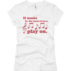 Music Is Love Play On