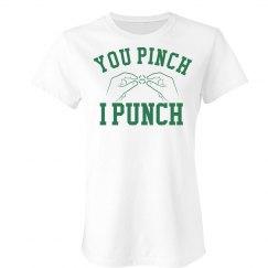 You Pinch I Punch