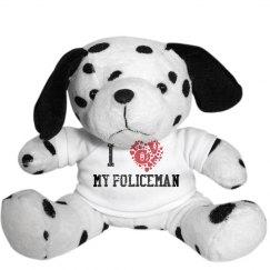 I love my policeman