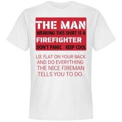 The Man-Firefighter