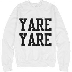 Yare Yare Sweatshirt