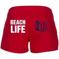 Fishy Beach Shorts