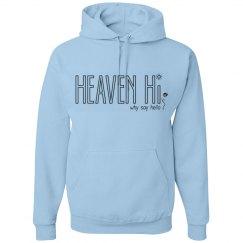 Hvn Hi pink, blue, white, grey