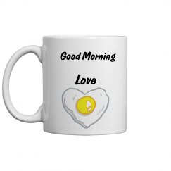 Good morning love!