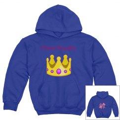 Cheer royalty sweatshirt