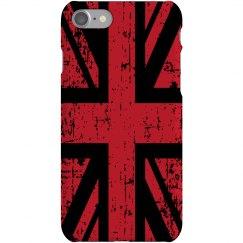 Union Jack iPhone Case