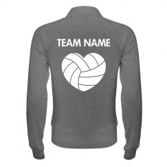 Custom Team Volleyball Jacket