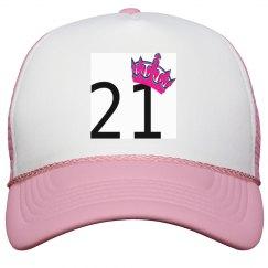 21st Princess Peak Cap