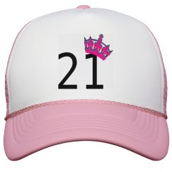 21st Princess Peak Cap