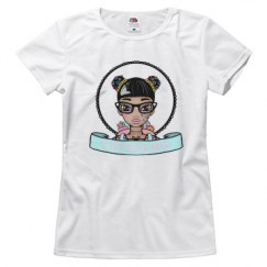 Banner Girl (T-shirt Ver.)