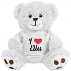 I love Ella