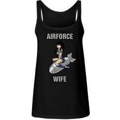 AIR-FORCE WIFE