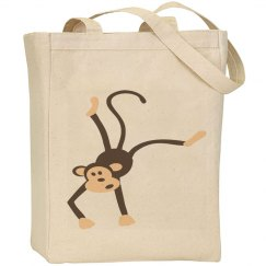 Flying Monkey Tote