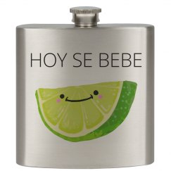 Hoy Se Bebe Flask
