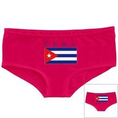CUBA BOOTY SHORTS