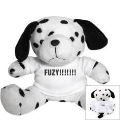 Dog plush FUZY!!!!!!! dog