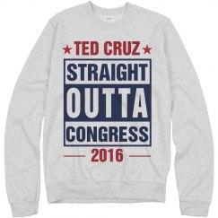 Ted Cruz Straight Outta 2016