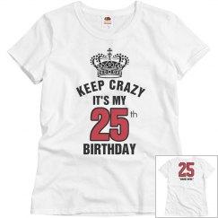keep crazy