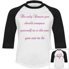 Dk pink Tshirt