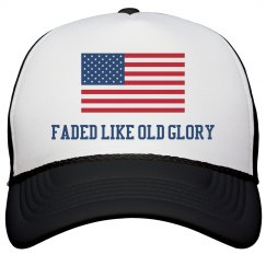 USA July Fourth Drinking Hat
