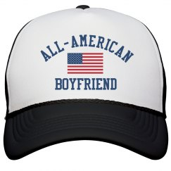All-American Boyfriend USA Hat