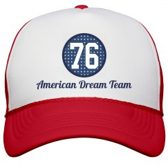 American Dream Team USA Hats