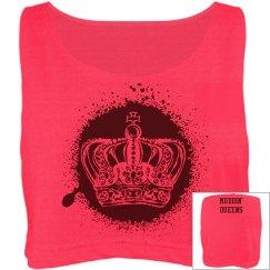 Muddin Queens Crown Crop