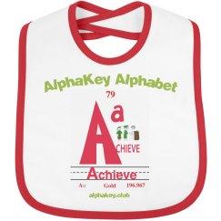 Achieve AlphaKey™ Bib