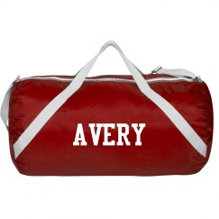 Avery sports roll bag