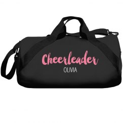 Sophia cheerleader bag