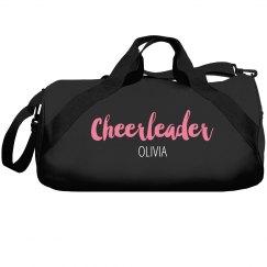 Sophia cheerleader bag