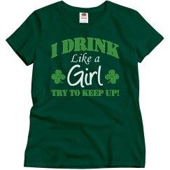 I Drink Like a Girl