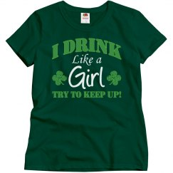 I Drink Like a Girl