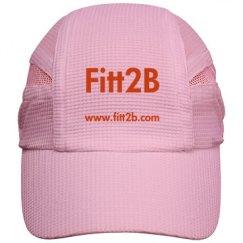 Fitt2B pink funning hat