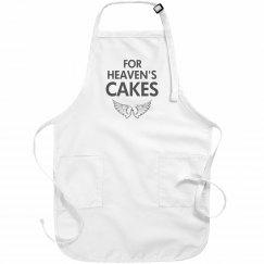 Heaven's Cakes Apron
