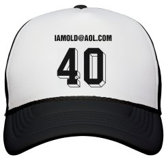 I am 40 and old