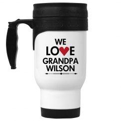 Love Grandpa Wilson