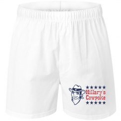 Hillary's Cowboy Boxers