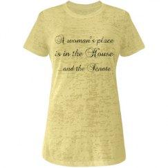 A Woman's Place Crew Neck